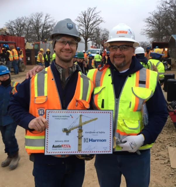 STC Safety Award