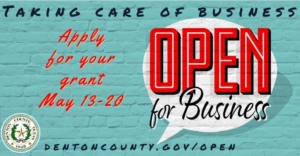 Denton County Business Grant