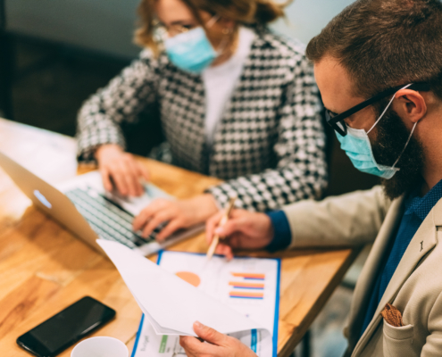 OSHA Regulations that Employers Should Be Aware of During the Coronavirus Pandemic from STC, Safety Training & Consulting