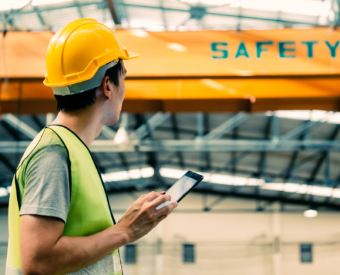 Celebrating National Safety Month with Five Quick Tips for Workplace Safety from STC