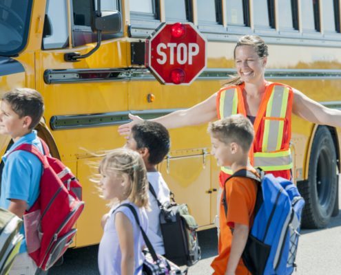Focusing Our Attention on Transportation Safety in Time for Back to School